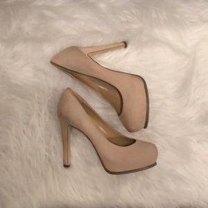 Gianni Bini suede pumps